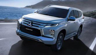 Đánh giá và trải nghiệm xe Mitsubishi Pajero Sport 2020