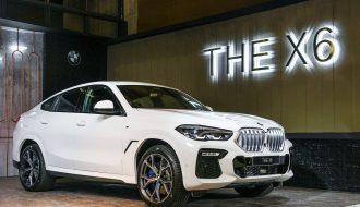 """""""Mãnh thú"""" đầu đàn với phong cách thể thao của BMW X6 2020"""