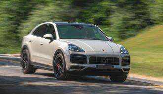 Porsche Cayenne Coupe 2021, nơi quý phái và mạnh mẽ kết hợp