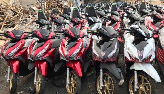 thị trường xe máy indonesia lao dốc thê thảm