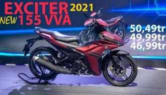Chính thức ra mắt xe thể thao Yamaha Exciter 155 VVA