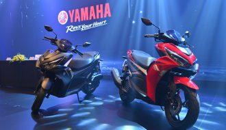 Giá Yamaha NVX 155 ở TPHCM bị đội lên quá đắt